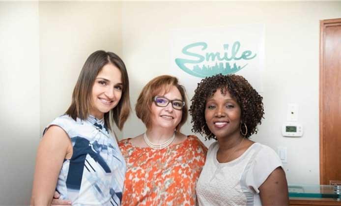 SmileNY Dental Office Team